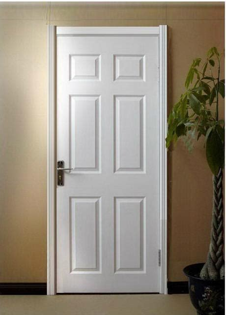 Plain Interior Door by Modern Design Pvc Mdf Interior Wooden Plain Doors Hb 19