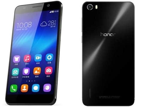Hp Android Huawei Honor 6 6 Hp Android Ram 4gb Harga Murah Terbaru 2017 Detekno