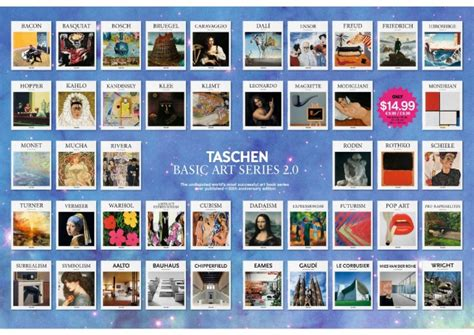 koons basic art series 3836508729 taschen s basic art series 2 0 the world s most successful art book series ever published