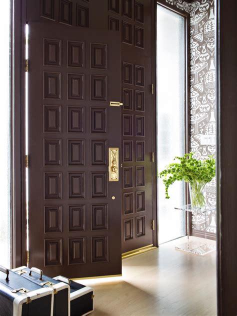 chocolate brown front doors front door freak