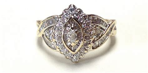 seamless cracked engagement ring repair ca client