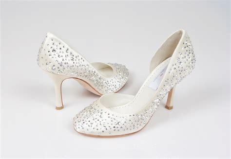 Wedding Shoes Uk by Bridal Shoes Wales Uk Designer Luxury Swarovski