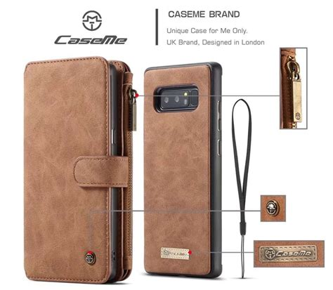 Cover Samsung Galaxy Note 8 caseme samsung galaxy note 8 wallet caseme official