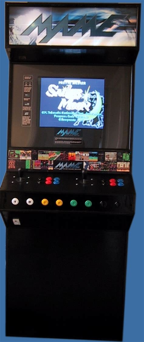 build a mame cabinet build a mame cabinet in 24 hours