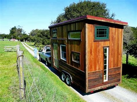 cool tiny homes the flying tortoise colin s coastal cabin an imaginative