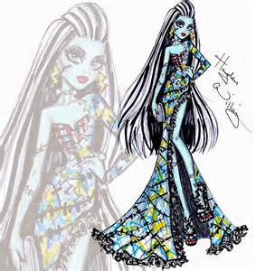 hayden williams fashion illustrations monster high all