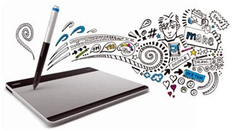 7 Creative Ways To Communicate With A Pen Friend 2 by Wacom Intuos Pen Graphics Tablet Co Uk Computers