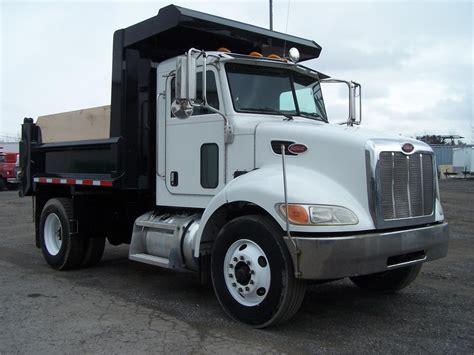truck in ny peterbilt dump trucks in york for sale used trucks on