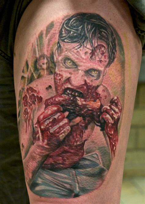 zombie tattoos and designs page 36