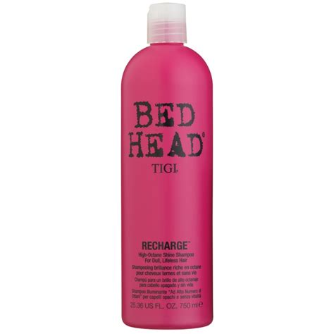 bed head makeup tigi recharge shoo 750ml hair care b m