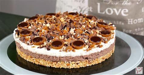 möhren kuchen so k 246 nnt ihr eure eigene cremige toffifee torte machen