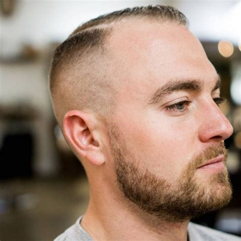 mens haircuts to defer from bald spot 75 new hairstyles for balding men best 2018 styles