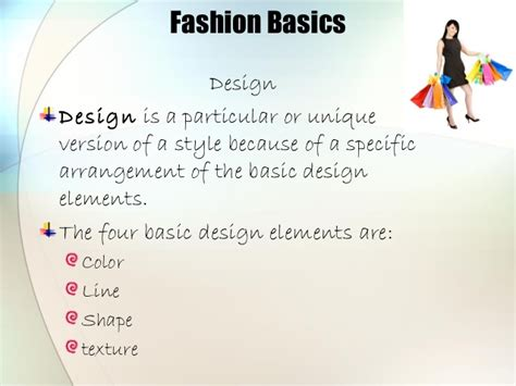 design elements in fashion fashion elements of design