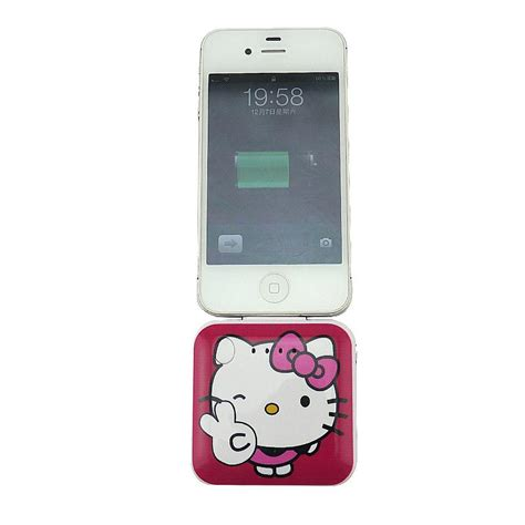 Power Bank Iphone 4s hello wireless mobile power bank portable charger