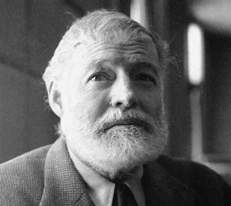 ernest hemingway biography quiz quote by ernest hemingway there is nothing noble in