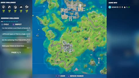 fortnite stack shack location   catch  weapon