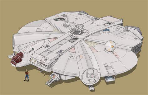 Zj Interior Star Wars Small Freighter By Handofmanos On Deviantart