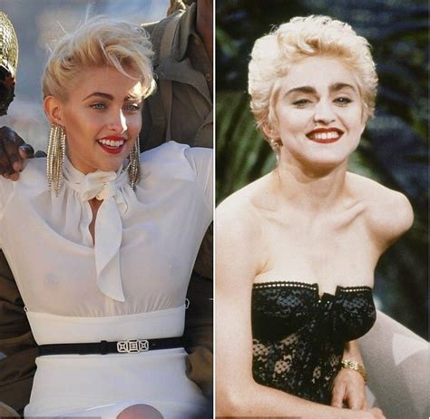paris jackson vs madonna checkout paris jackson s striking resemblance to young