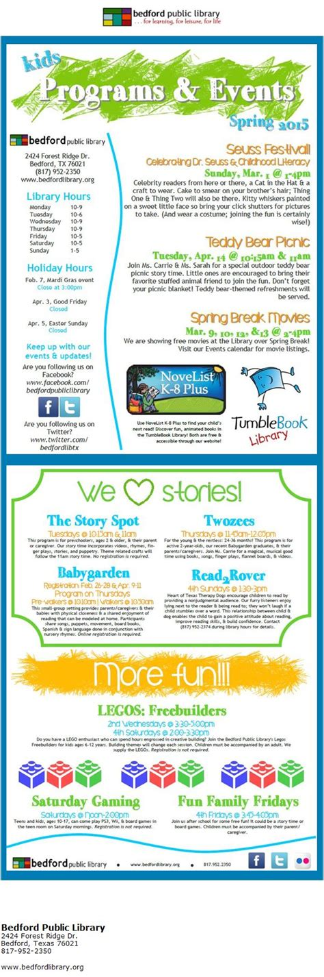 library newsletter template 18 best images about library newsletters on