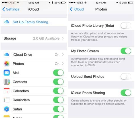 iphone options how to set up your new iphone 6 the right way