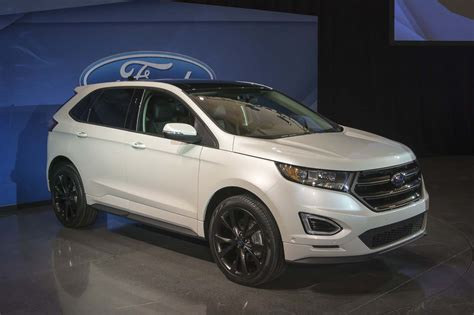 ford edge 2016 2016 ford edge price and release date car awesome
