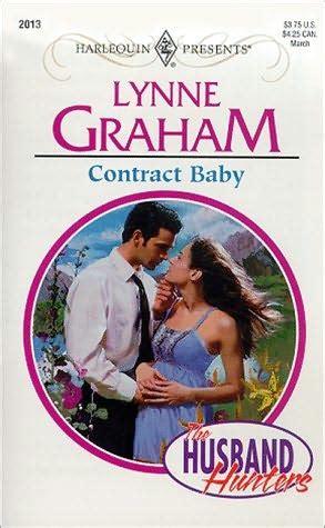 Novel Harlequin The Lynne Graham contract baby nancy leeward s goddaughters book 2 by lynne graham