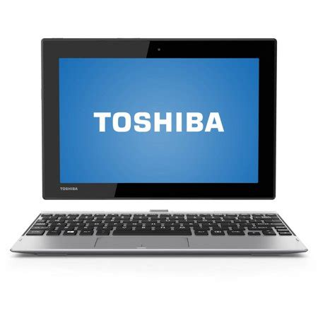 toshiba satellite click   touch hybrid netbook