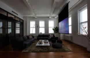 New York Loft Bedroom » New Home Design