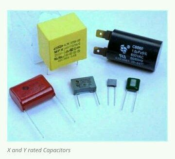 what is a capacitor quora what are the two types of capacitors used in circuits quora
