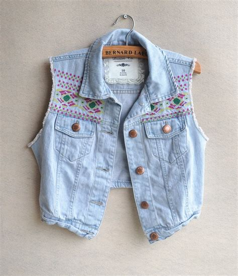 pattern for jeans jacket aliexpress com buy 2014 new special design embroidery