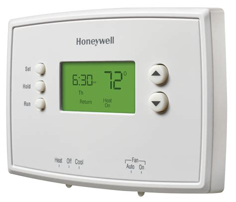 honeywell home comfort 7 day programmable thermostat rth2510b1018 honeywell