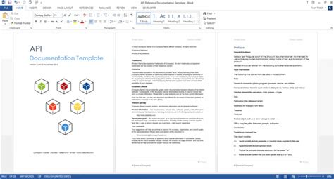 developer documentation template rest web api template ms word tutorial