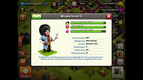 Clash Of Clan Wizard With Rabbit clash of clans the new wizard whit new hair and bunny
