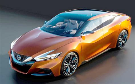 Nissan Maxima 2018 Price by 2018 Nissan Maxima Release Date Price Interior Engine