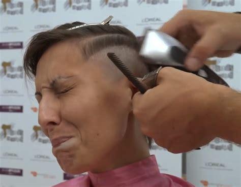surprise extreme salon makeover haarminnaar extreme makeover surprise edition