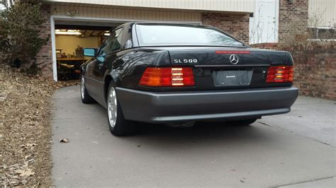 Hp 1995 Soft by 1995 Mercedes Sl500 Convertible F75 1 Kansas City