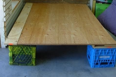 build your own platform bed make your own cheap platform bed quick woodworking projects