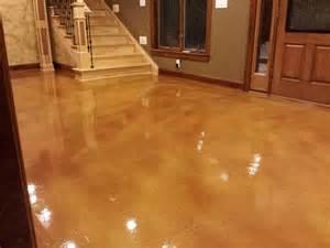 heated wood floors