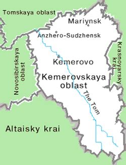 russia kemerovo map kemerovo city russia guide