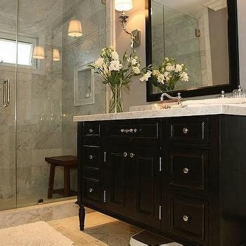 jeff lewis bathroom design 17 best ideas about black bathroom vanities on