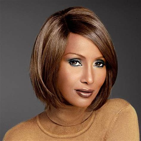 Georgeus Hair Care Premium iman wigs realistic lace front wig