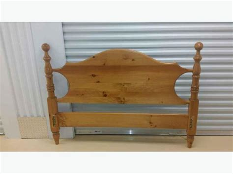 Solid Pine Queen Cannonball Bed Frame Orleans Ottawa Cannonball Bed Frame