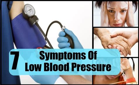 low blood pressure after c section 7 common symptoms of low blood pressure lady care health