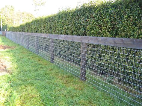 wood wire fence on wire fence fence and fencing barbless wire fence how to make fence