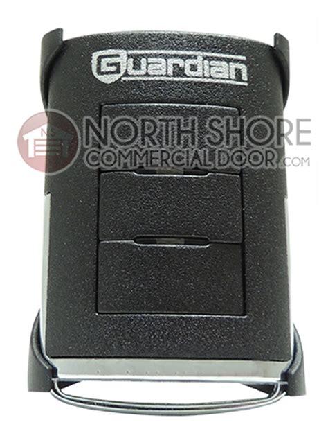 Guardian Gdo3bmini Garage Door Opener Remote Guardian Garage Door