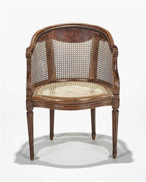 fauteuil de bureau louis xvi fauteuil de bureau d 233 poque louis xvi