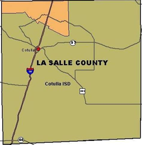 la salle county texas map texas department of state health services region 8 la salle county map