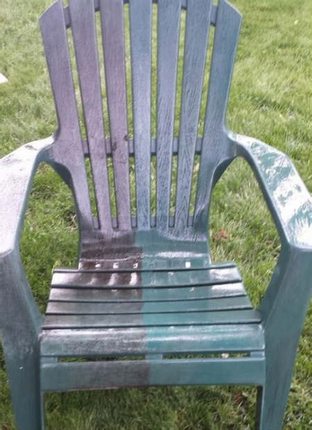 Cleaning Plastic Chairs Outside - how to clean your outdoor patio furniture with a pressure