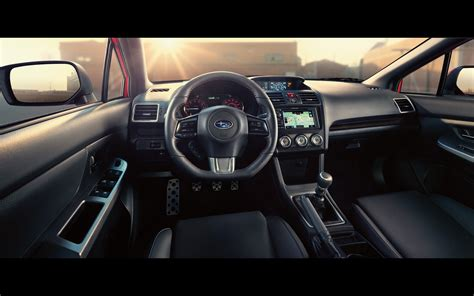 Subaru Sti 2015 Interior by 2015 Subaru Wrx Interior 1 2560x1600 Wallpaper