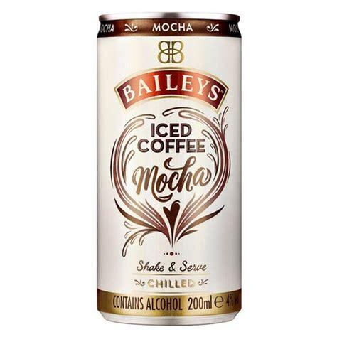 Morrisons: Baileys Iced Coffee Mocha 200ml(Product